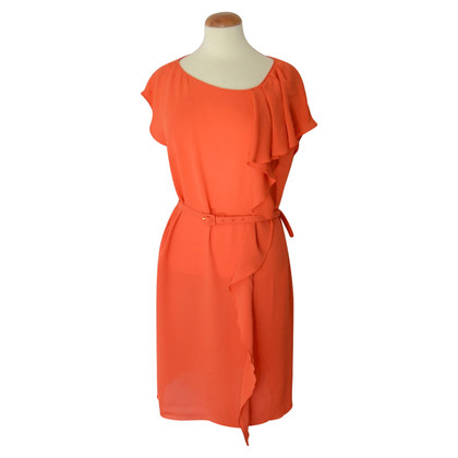 Prada Silk dress with belt