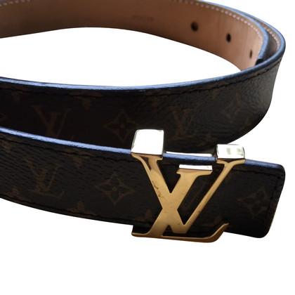 Louis Vuitton Taillengürtel aus Monogram Canvas