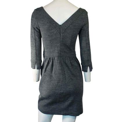 Bruuns Bazaar Wollen mini jurk