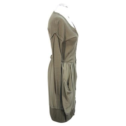 Patrizia Pepe Dress in khaki