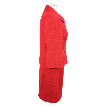 Laurèl Costume en rouge