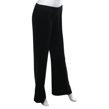 Valentino Issued trousers in black