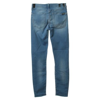 Seven 7 Skinny bleu jeans