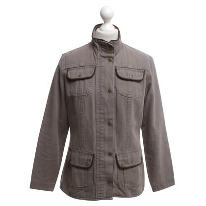 Barbour Jacket in Gray