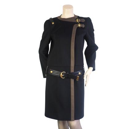 Gucci cappotto invernale di lana / cashmere