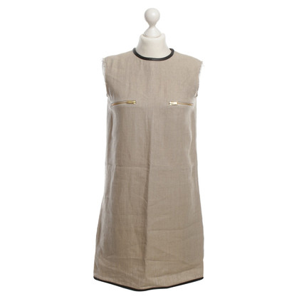 Céline Dress in beige