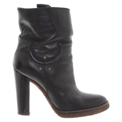 L'autre Chose Ankle boots in brown