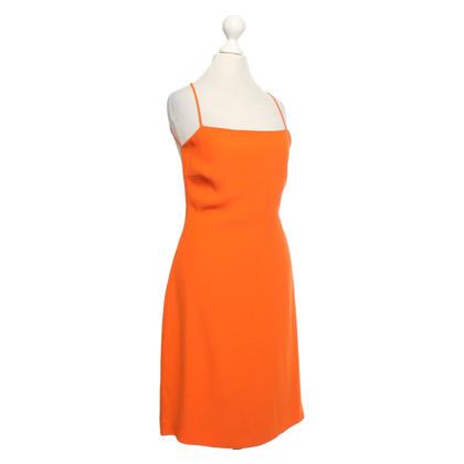 Richmond Robe en orange