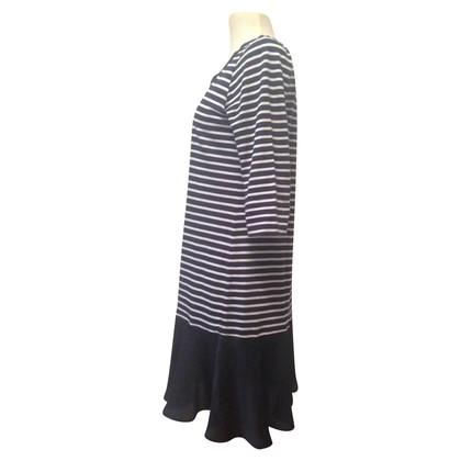 Claudie Pierlot gestreepte jurk