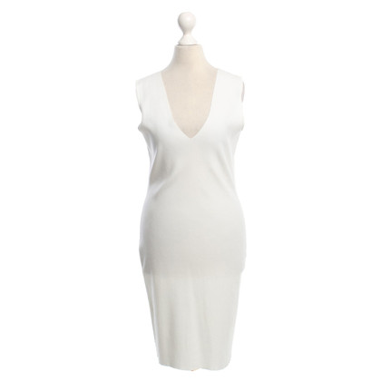 Allude Dress in White
