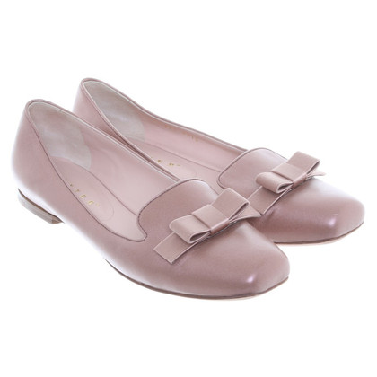 Unützer Decorative bow ballerinas