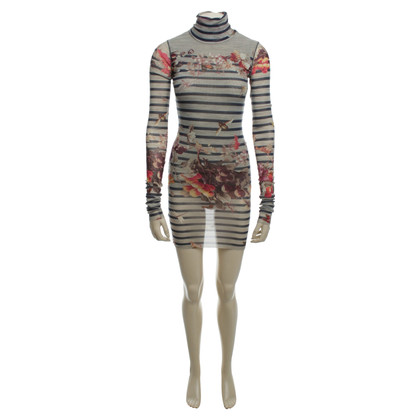 Jean Paul Gaultier Turtlenecks with print