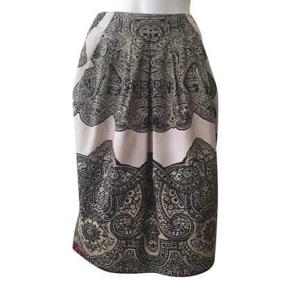 Etro Patterned skirt