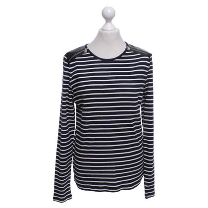 Ralph Lauren top with stripe pattern