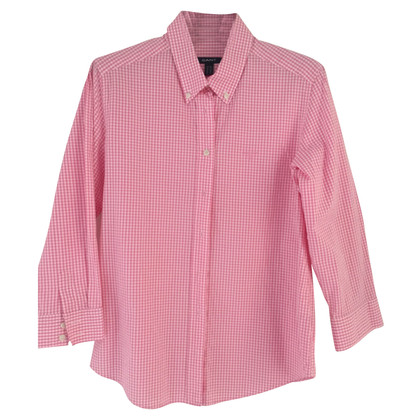 Gant Blouse with Vichy check