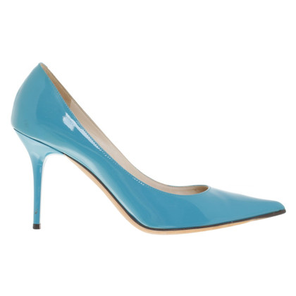Jimmy Choo pumps in patent leather