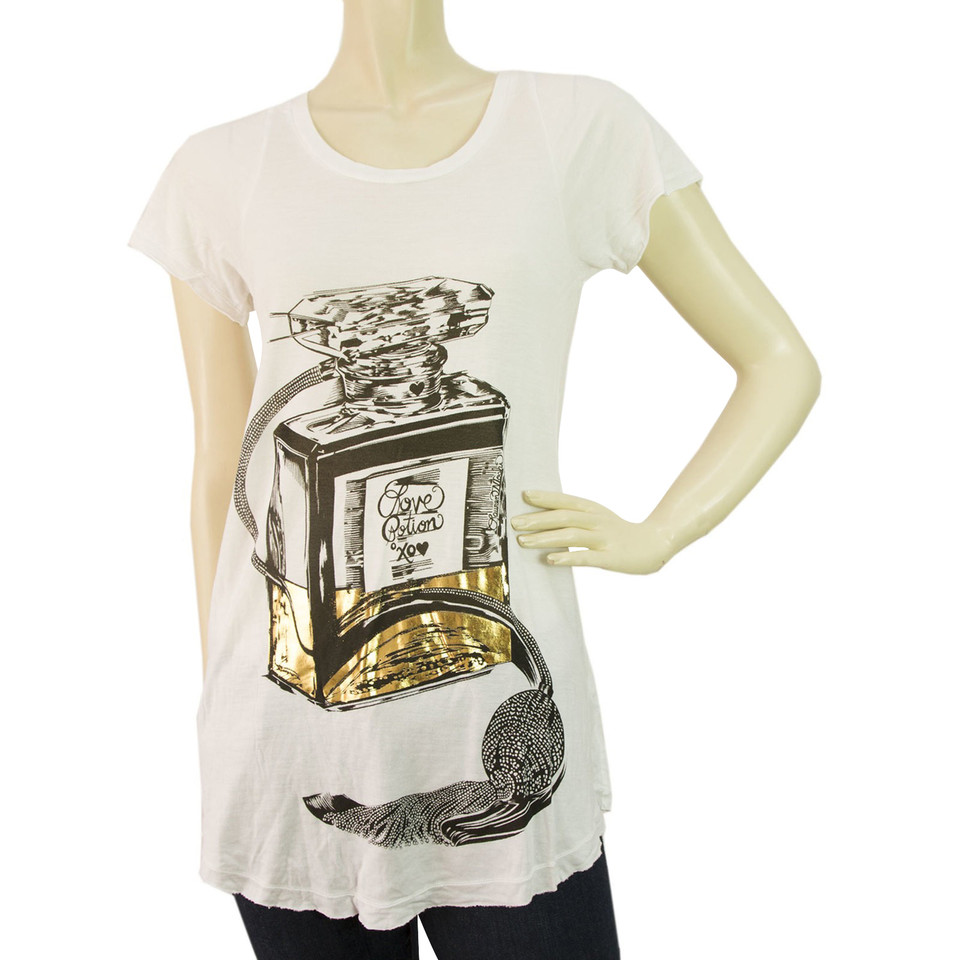 Lauren Moshi Perfume Bottle Love Potion T-shirt