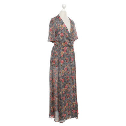 Isabel Marant Etoile Dress with floral pattern