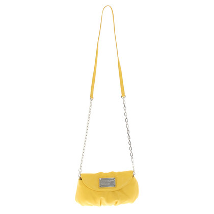 Marc by Marc Jacobs borsa a tracolla piccola in giallo