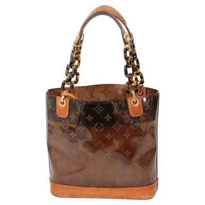 "Louis Vuitton ""Sac Cabas Ambre Clear Monogram Vinyl"""