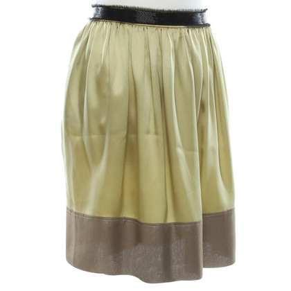 Chloé skirt made of silk