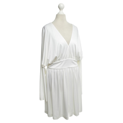 Halston Heritage Dress in cream