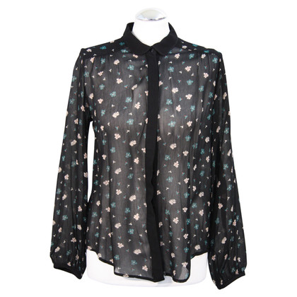 French Connection Blouse met patronen