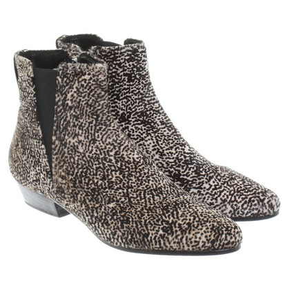 Isabel Marant Leopard print booties
