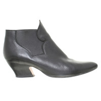 Acne Ankle boots in black