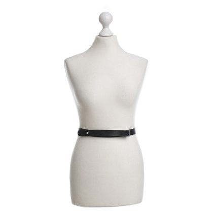 Marni Leather belt in black