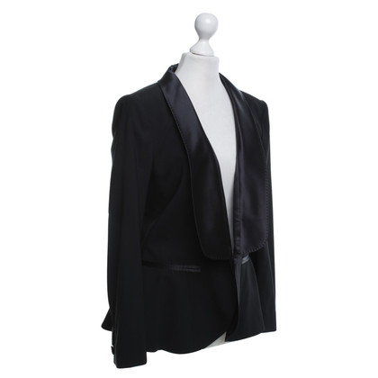 Louis Vuitton Blazer in Schwarz