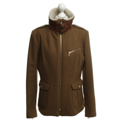 Burberry Jacke in Ocker