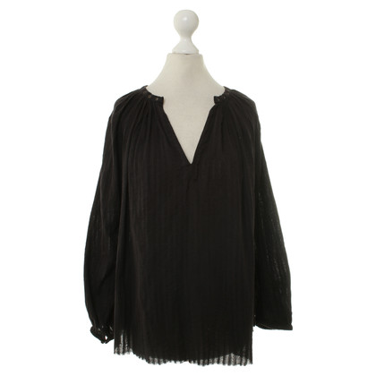 Isabel Marant Blusa in antracite