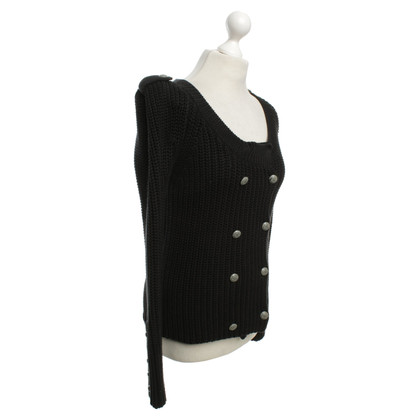 Comptoir des Cotonniers Cardigan in Black