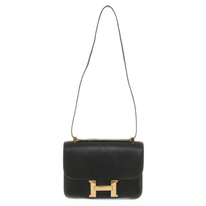 "Hermès ""Constance Bag MM hagedis"""