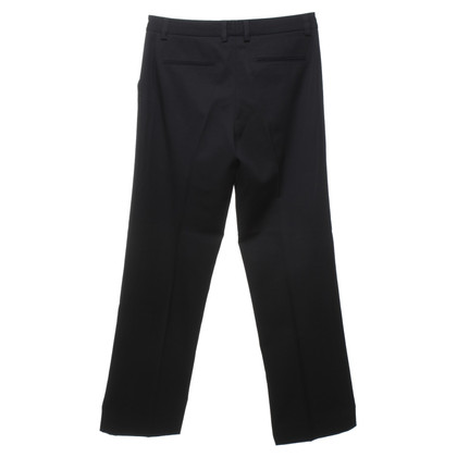 DKNY trousers in black