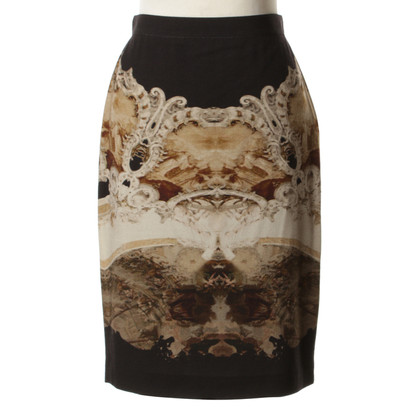 Givenchy skirt with Motivprint