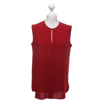 Loro Piana Blouse top in red