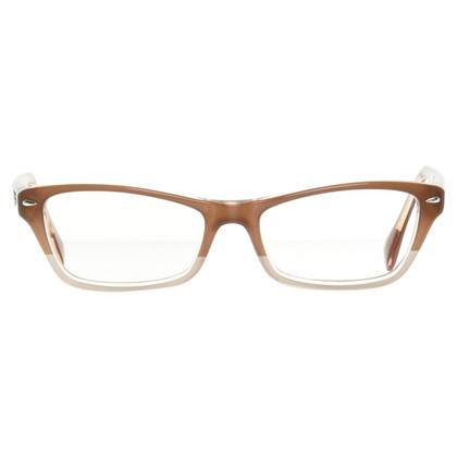 Ray Ban montatura per occhiali in Brown