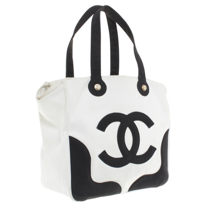 Chanel Shopper in Bicolor
