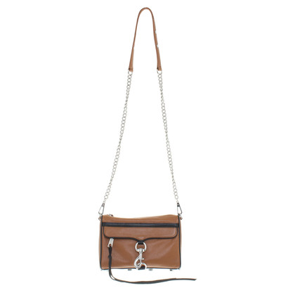 "Rebecca Minkoff Bag ""Mac"" in Brown"
