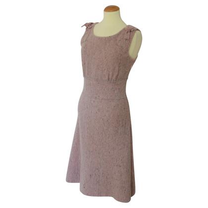 Jil Sander Midi-length bouclé dress