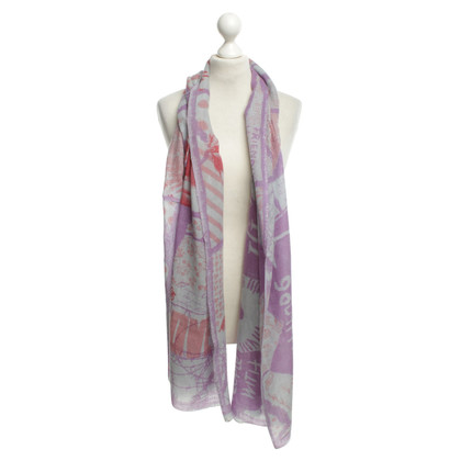 Friendly Hunting Fine scarf with print
