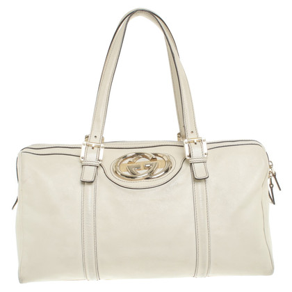 Gucci Handbag in cream