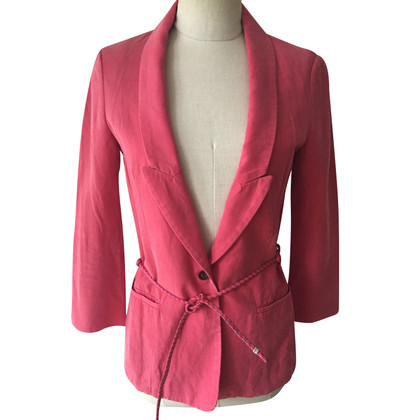 Maison Scotch Blazer in rosa