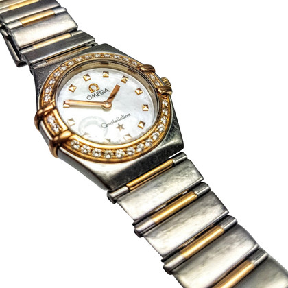 "Omega ""Diamonds Constellation"" My Choice"