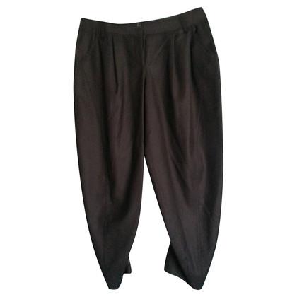 Alexander McQueen Pantaloni neri