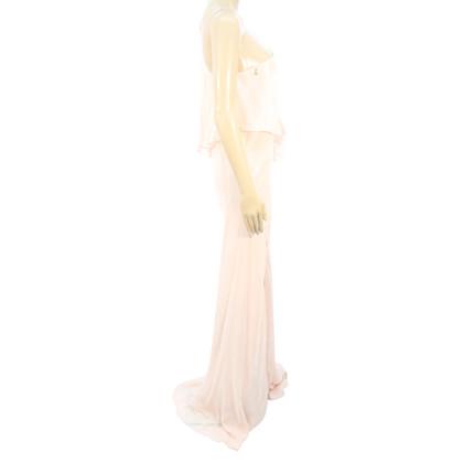 Patrizia Pepe Maxi-jurk in roze