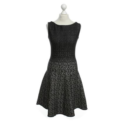 Prada Dress in black and white