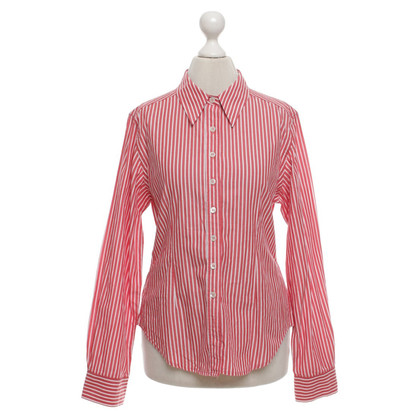 Hobbs Blouse with stripes